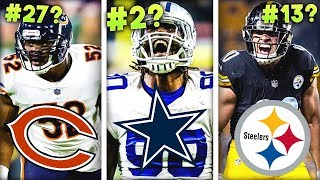 Ranking all 32 NFL Defenses for 2019 from WORST to FIRST