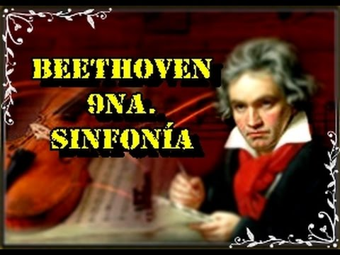 "BEETHOVEN: the 9th . Symphony ( ""Ode to Joy"" ) . Finale"