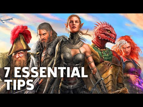 7 Essential Tips For Divinity: Original Sin 2 - YouTube