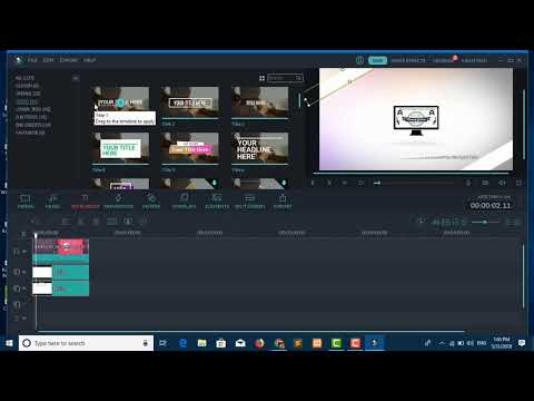 How To Remove Watermark From Any Video || 100% Working || Wondershare Filmora