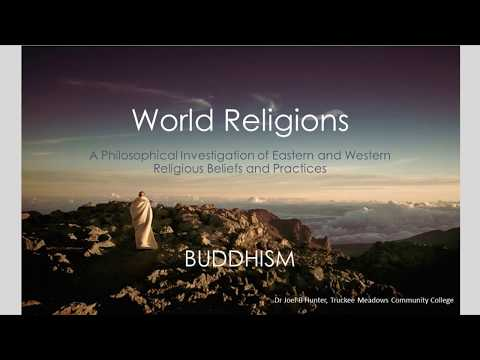 Philosophy of World Religions: Buddhism