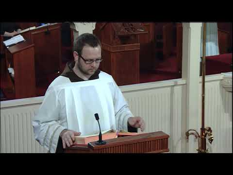 Daily Readings and Homily - 2020-03-22 - Fr. Mark