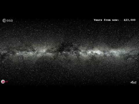 Two Million Stars on the Move