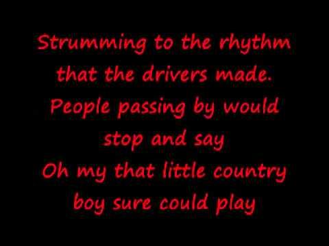 Johnny B Goode- Michael J Fox- Lyrics