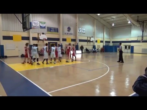 Western Kentucky Trailblazers vs Oakwood Academy _12-28-2-15