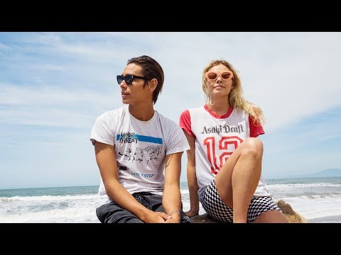 Crap Eyewear Summer  Lookbook: Mondo Sunshine