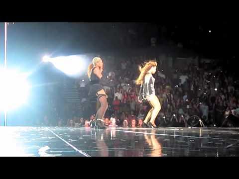 Beyonce Concert Single Ladies Live