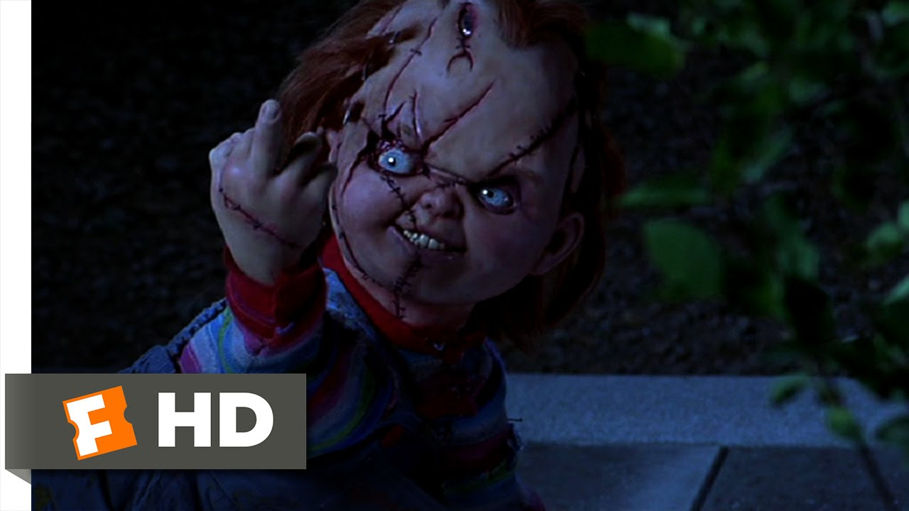 Download Bride of Chucky (4/7) Movie CLIP - That is a Rude Doll (1998) HD