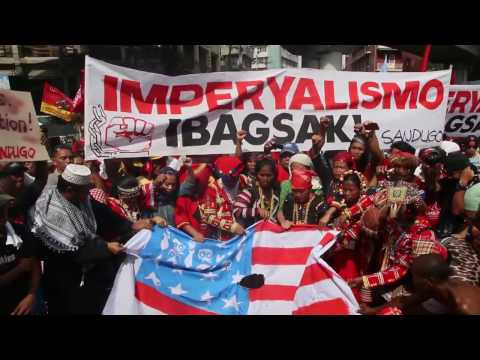 IPs march to Mendiola to press fight for self-determination