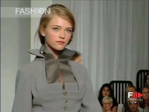 ROLAND MOURET Full Show Spring Summer 2006 Paris by Fashion Channel