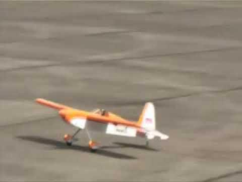 Hangar 9 Saratoga Sport Scale Aerobat ARF Intro