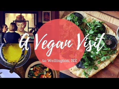 A Vegan Visit to Wellington, NZ - the best restaurants!