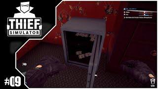 Thief Simulator #09 // Den ersten Safe geknackt