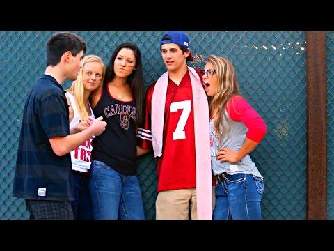 Kissing Bullies Girlfriend Prank