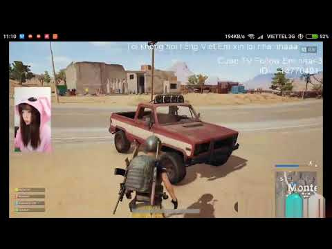 PUBG hotgirl korea | 11.3.2018 korea and viet nam | pubg ps4 game online