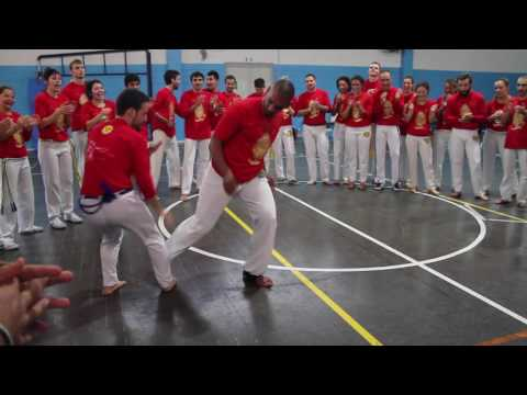 Abalou capoeira. Saturday