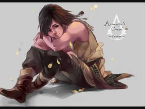 Assassin S Creed 3 Connor Fan Art And Cosplay Youtube