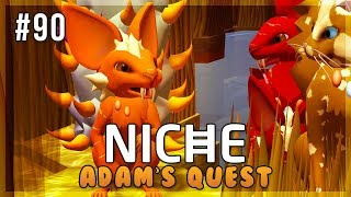 Together Again! | Niche Let's Play • Adam's Quest - Episode 90