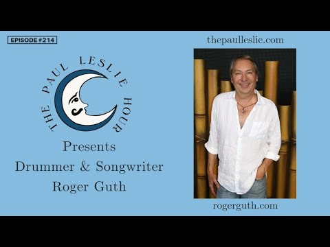 Roger Guth Interview on The Paul Leslie Hour