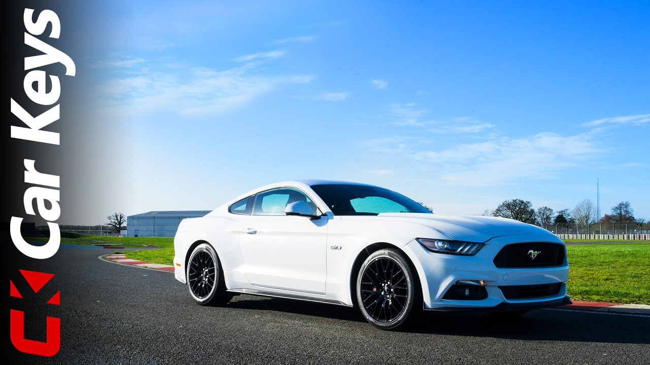 Ford Mustang 2016 Review Car Keys Youtube