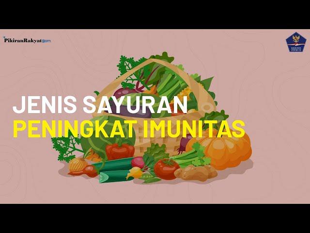 Berbagai Jenis Sayuran yang Wajib Dikonsumsi agar Kuat untuk Hadapi Pandemi Virus Corona Covid-19