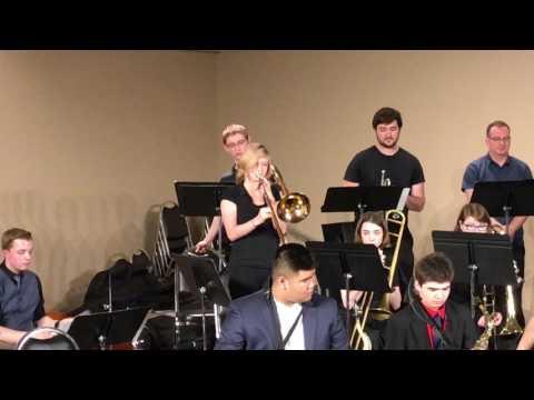 Mt Hood Community College Jazz Ensemble