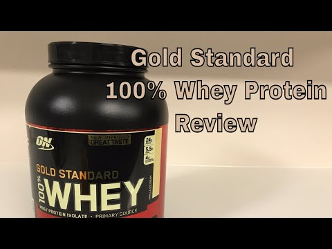 gold-standard-100-whey-protein-i-use,-how-and-why!-2017