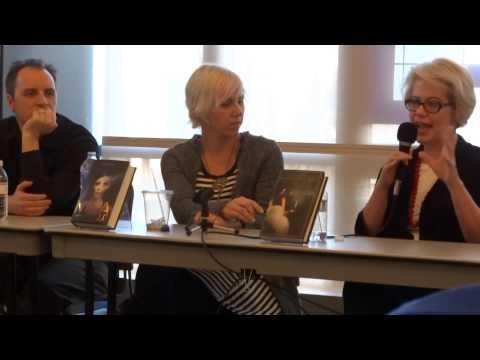 Lauren Oliver - Eugene Public Library, March 9, 2013