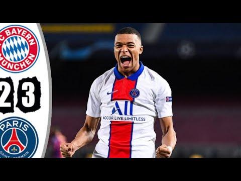 Bayern Munich Vs PSG 2−3 Extеndеd Hіghlіghts \u0026 All Gоals 2021 HD