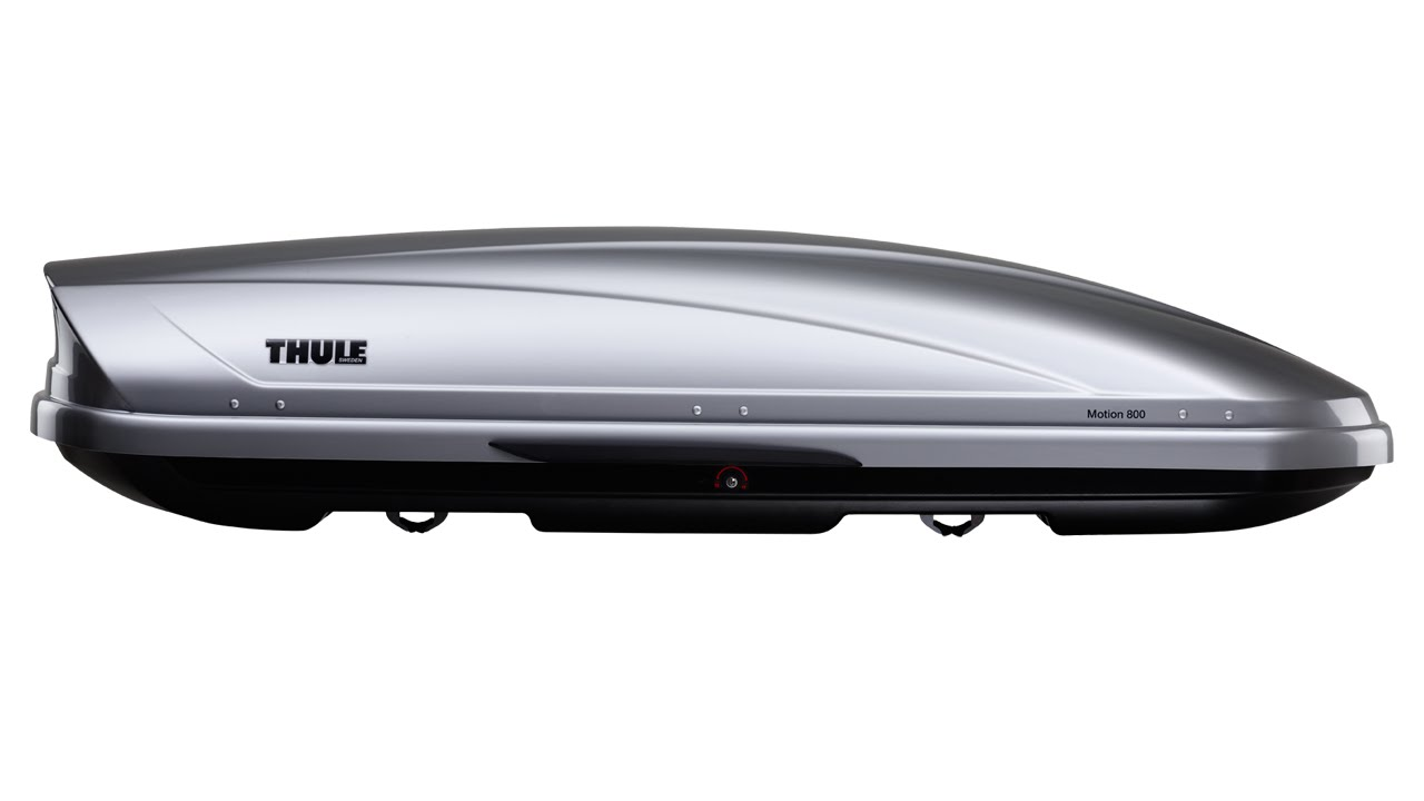 Roof Box Thule Motion Youtube