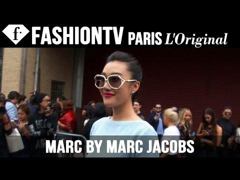 Marc by Marc Jacobs Spring 2015 Arrivals ft Miroslava Duma   New York Fashion Week NYFW   FashionTV