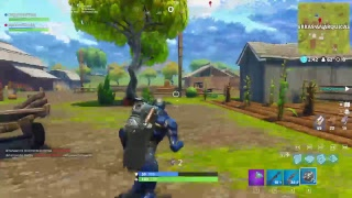 FORTNITE: NEW SKIN FILMING (THE VISITOR)-RAFAEL SOUZA LIVE ON