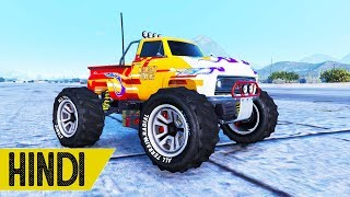 Buying a *MINI MONSTER TRUCK* RC CAR for $1,5000,000 | GTA 5 Online