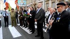 75ème anniversaire de la Libération à Hayange