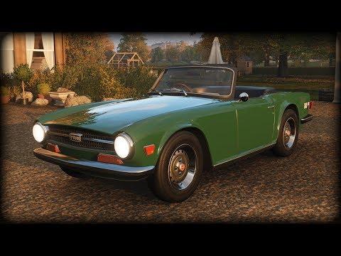 Forza Horizon 4 - 1970 Triumph TR6 PI