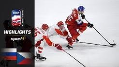 Russland ungeschlagen: Russland - Tschechien 3:0 | Highlights | IIHF Eishockey-WM 2019 | SPORT1