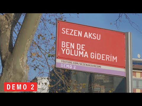 Sezen Aksu - Ben De Yoluma Giderim (Official Video)