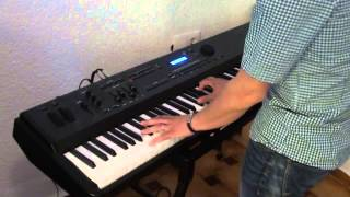 Little Mix - Black Magic Piano Cover Version - Played on Kurzweil ...
