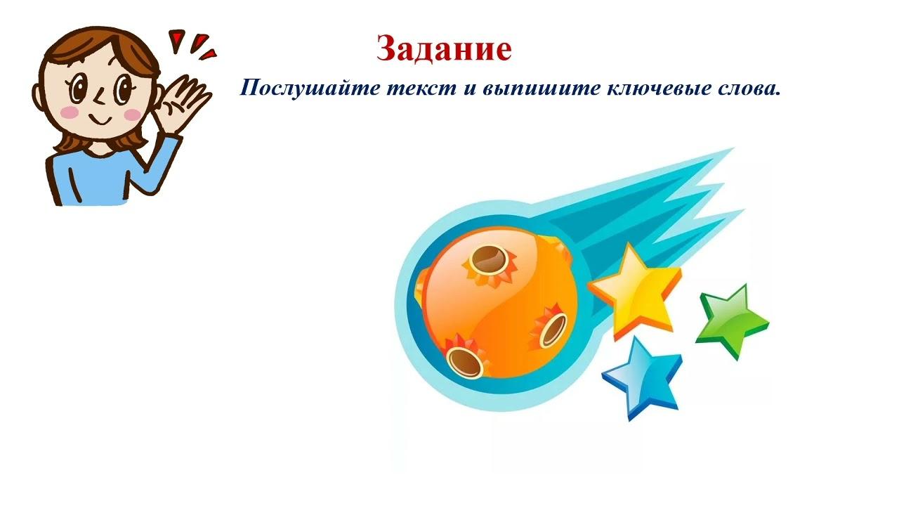 IV четверть  Русский язык  4 класс  урок 4