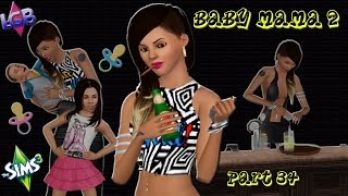 The Sims 3: Baby Mama 2 Part 34 Cheap Plastic Surgery