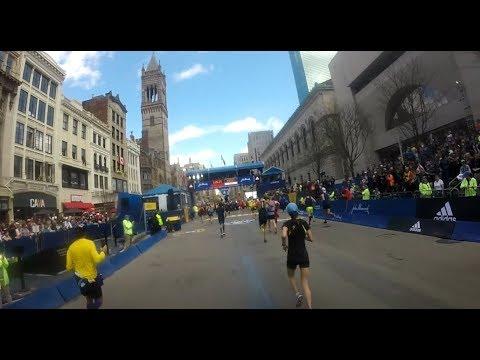 2019 Boston Marathon (GoPro)