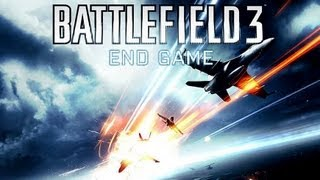 "Battlefield 3 - End Game | ""Air Superiority"" Gameplay Premiere Trailer (2013) [EN] 
