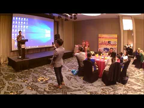 TEGS ASIA Group's sales director speeches 2018