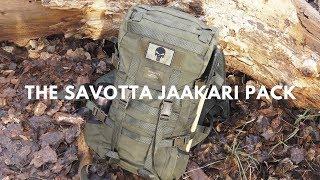 My Savotta Jaakari Backpack