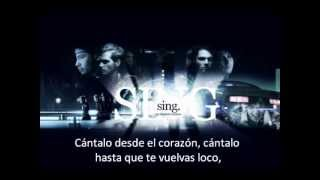 My Chemical Romance - SING - Subtitulada en español.