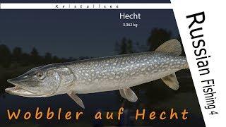 Russian Fishing 4 - #125 - Wobbler auf Hecht