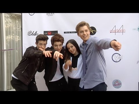 """Alexa Nisenson & Middle School Cast """"Breaking The Chains Foundation's 1st Annual Fall Reception"""""""