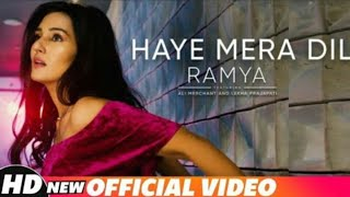 HAYE MERA DIL | Ro Ro Ke Arja Gujarda Hai Dil ( Official Video ) Yo Yo Honey Singh | Siam Hossain