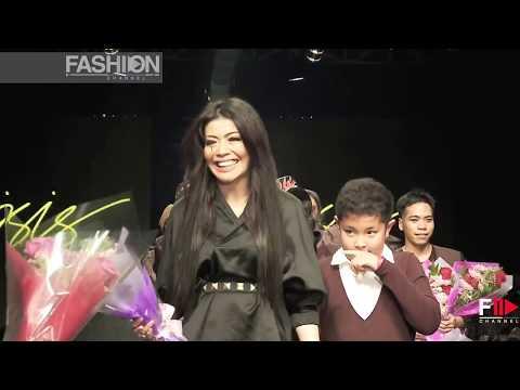 """Isis"" Jakarta Fashion Week 2012 Pret a Porter Woman by FashionChannel"
