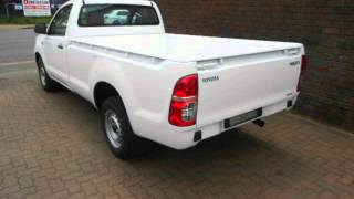 2015 TOYOTA HILUX 2.0VVTI LWB S/CAB Auto For Sale On Auto Trader South Africa